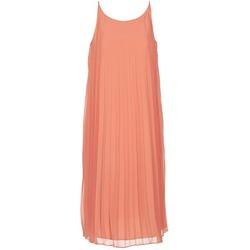 tekstylia Damskie Sukienki długie BCBGeneration 616757 Koral