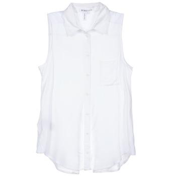 tekstylia Damskie Koszule BCBGeneration 616953 Biały