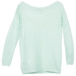 tekstylia Damskie Swetry BCBGeneration 617223 Zielony