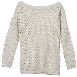 tekstylia Damskie Swetry BCBGeneration 617223 Szary