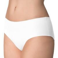 Bielizna Damskie Figi  Julimex SIMPLE BLANC Biały