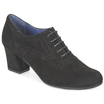 Buty Damskie Low boots Perlato HELVINE Czarny