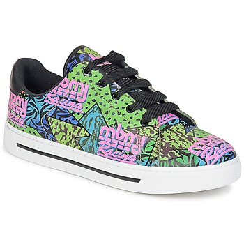 Trampki niskie Marc by Marc Jacobs MBMJ MIXED PRINT