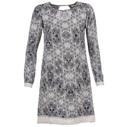 tekstylia Damskie Sukienki krótkie Cream BARBRA MARINE / Biały