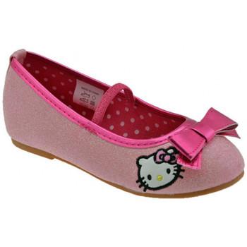 Buty Dziecko Baleriny Hello Kitty  Różowy