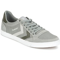 Buty Trampki niskie Hummel TEN STAR DUO CANVAS LOW Szary