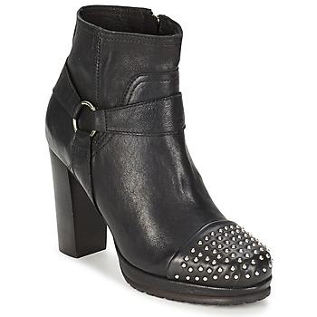Buty Damskie Low boots Koah BESSE CZARNY