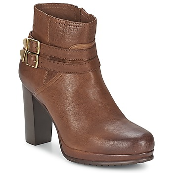 Buty Damskie Low boots Koah BONNIE Cognac