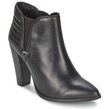 Buty Damskie Low boots Koah YASMIN CZARNY