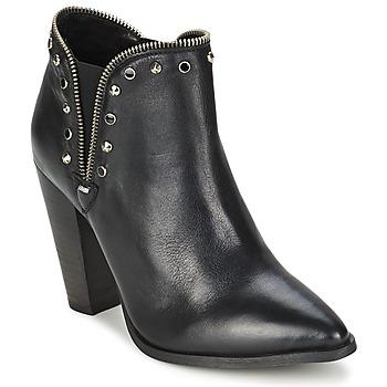 Buty Damskie Low boots Koah YETTA Czarny