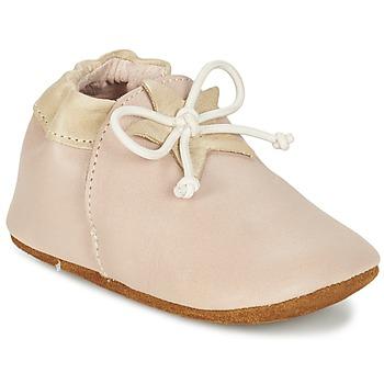Buty Dziewczynka Obuwie domowe Citrouille et Compagnie FONEMO Różowy