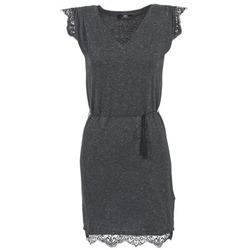 tekstylia Damskie Sukienki krótkie Le Temps des Cerises MANDALA Szary