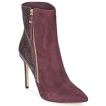 Buty Damskie Low boots MICHAEL Michael Kors DAWSON BOOTIE Bordeaux
