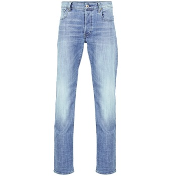tekstylia Męskie Jeansy straight leg G-Star Raw 3301 STRAIGHT Denim