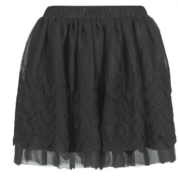 tekstylia Damskie Spódnice Molly Bracken JAMELINO Czarny
