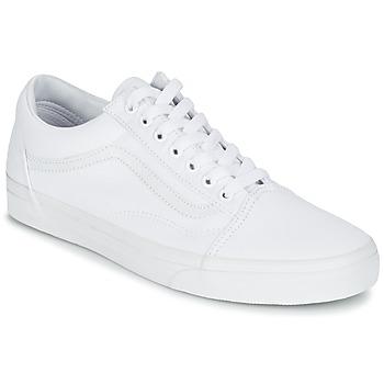 Buty Trampki niskie Vans OLD SKOOL Biały