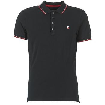 tekstylia Męskie Koszulki polo z krótkim rękawem Diesel T SKIN Czarny