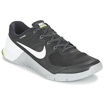 Buty Męskie Fitness / Training Nike METCON 2 CROSSFIT Czarny / Biały