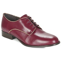 Buty Damskie Derby Betty London FLOJE Bordeaux