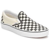 Buty Tenisówki Vans CLASSIC SLIP ON Czarny / Biały