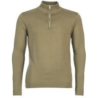 tekstylia Męskie Swetry BOTD FAZZARO Brązowy