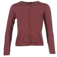 tekstylia Damskie Swetry rozpinane / Kardigany BOTD EVANITOA Bordeaux