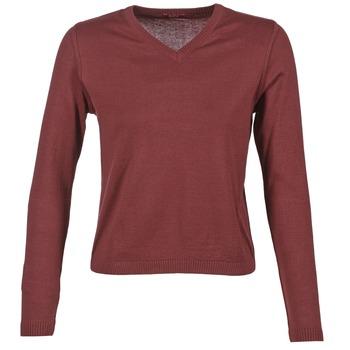 tekstylia Damskie Swetry BOTD FANZOLIO Bordeaux