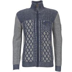 tekstylia Męskie Swetry rozpinane / Kardigany Petrol Industries GILET KW256 MARINE / Szary