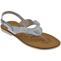 Buty Dziewczynka Sandały Inblu  Biały