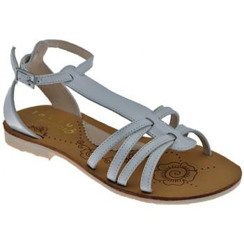 Buty Damskie Sandały Inblu  Biały