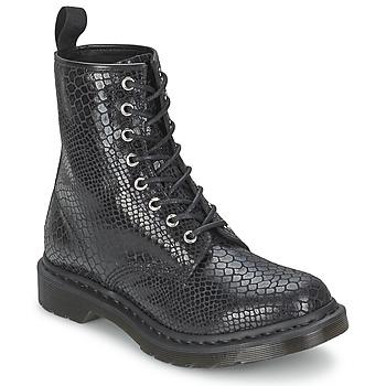 Buty za kostkę Dr Martens 1460 W