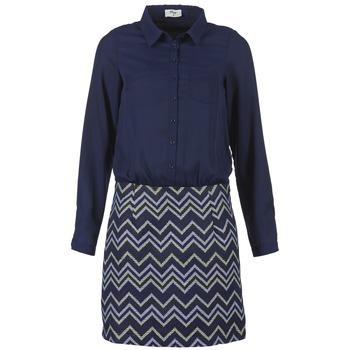 tekstylia Damskie Sukienki krótkie Betty London FERMINE Marine