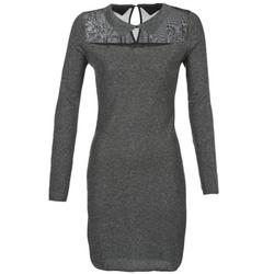 tekstylia Damskie Sukienki krótkie Betty London FLOUELLE Szary