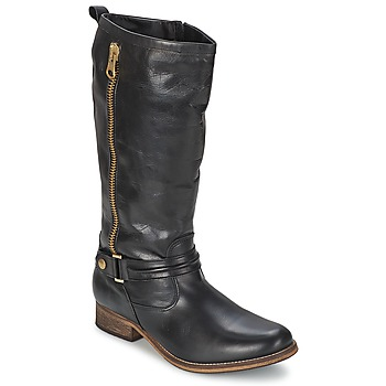 Buty Damskie Kozaki Nome Footwear SASSIF CASU Czarny