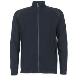 tekstylia Męskie Swetry rozpinane / Kardigany Jack & Jones STREET CORE MARINE