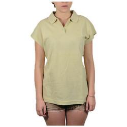 tekstylia Damskie Koszulki polo z krótkim rękawem Fila