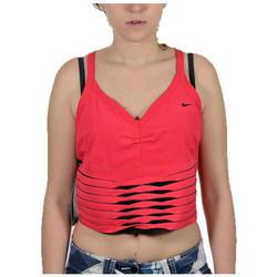 tekstylia Damskie Topy na ramiączkach / T-shirty bez rękawów Nike