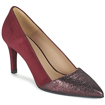 Buty Damskie Czółenka Betty London FELANIDE BORDEAUX