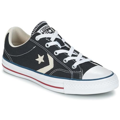 Buty Trampki niskie Converse STAR PLAYER OX Czarny