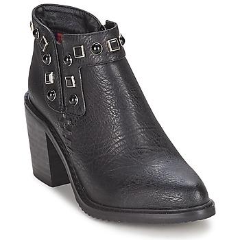 Buty Damskie Low boots Gioseppo MOSENA Czarny