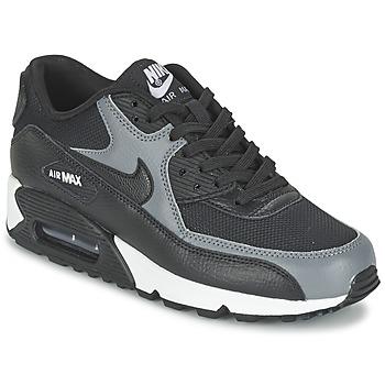 Buty Damskie Trampki niskie Nike AIR MAX 90 W Czarny / Szary