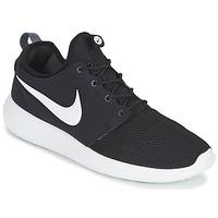 Buty Męskie Trampki niskie Nike ROSHE TWO Czarny / Biały