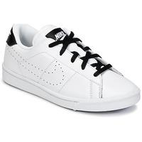 Buty Chłopiec Trampki niskie Nike TENNIS CLASSIC PREMIUM PRESCHOOL Biały / Czarny