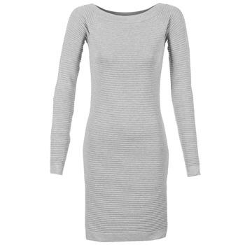 tekstylia Damskie Sukienki krótkie Betty London FRIBELLE Szary