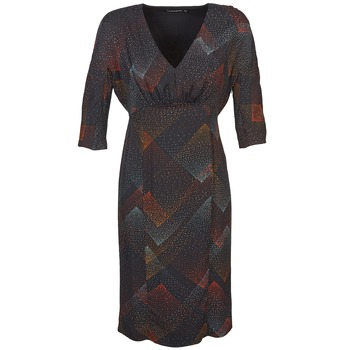 Sukienki Antik Batik ORION Czarny 350x350