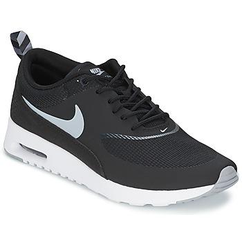 Buty Damskie Trampki niskie Nike AIR MAX THEA Czarny / Wolf
