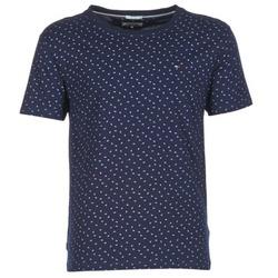 tekstylia Męskie T-shirty z krótkim rękawem Tommy Jeans GRONTON Marine