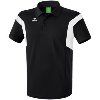 tekstylia Męskie Koszulki polo z krótkim rękawem Erima Polo  Classic Team noir/blanc