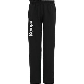 tekstylia Męskie Spodnie dresowe Kempa Pantalon de Gardien noir