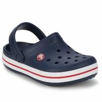 Buty Dziecko Chodaki Crocs CROCBAND KIDS Marine
